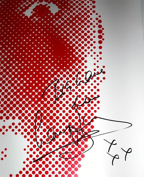 Lennys signature